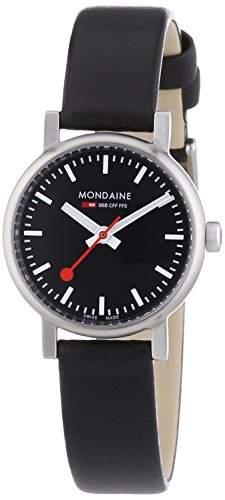 Mondaine Herren-Uhren Quarz Analog A6583030114SBB