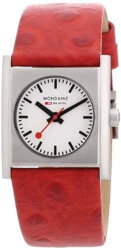Mondaine Damen-Uhr Quarz Analog A6583032026SBC