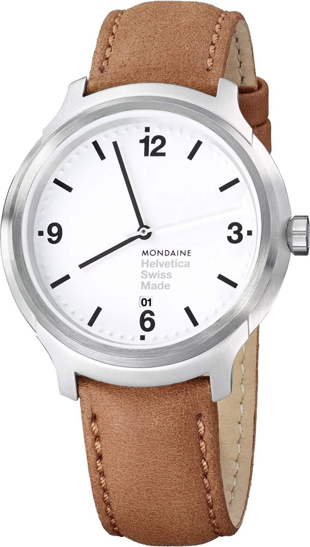Mondaine MH1B1210LG Armbanduhr - MH1B1210LG