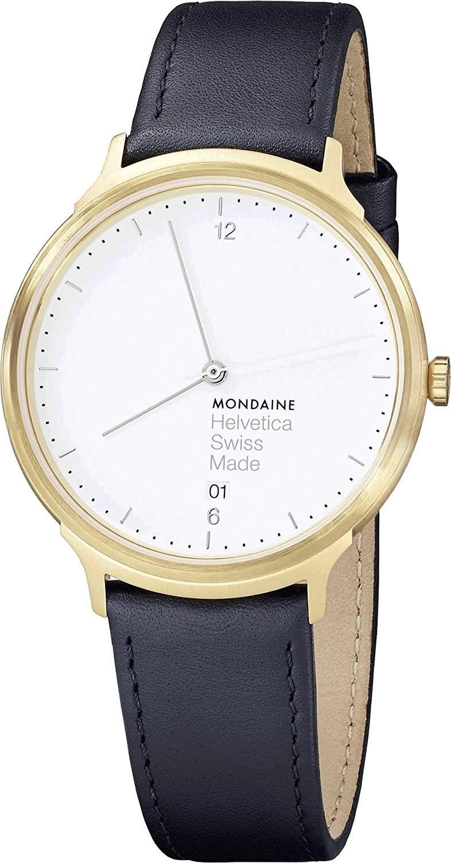 Mondaine Helvetica No1 Light Armbanduhr - MH1L2211LB