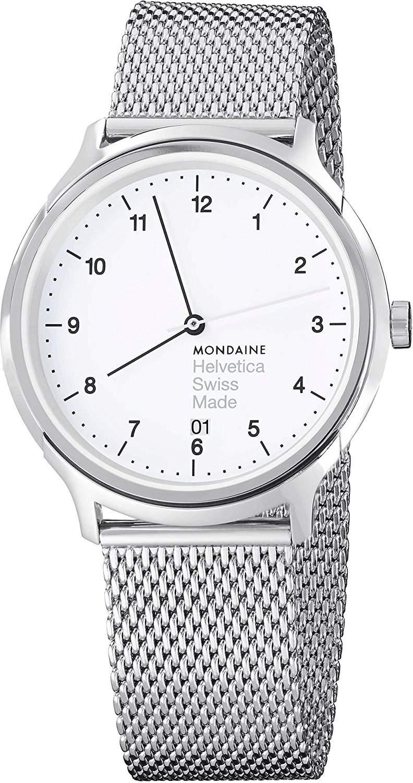 Mondaine MH1R2210SM Armbanduhr - MH1R2210SM