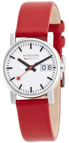 Mondaine SBB Evo Big Date 30mm Analog Quarz A669 30305 11SBC