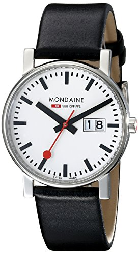 Mondaine SBB Evo Big Date 35mm Analog Quarz A669 30300 11SBB