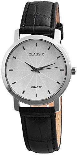 Classix Armbanduhr Kunstlederarmband 24cm Dornschliesse RP4782260014