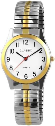 Classix Herren-Armbanduhr XL Analog Quarz Alloy RP7101200002