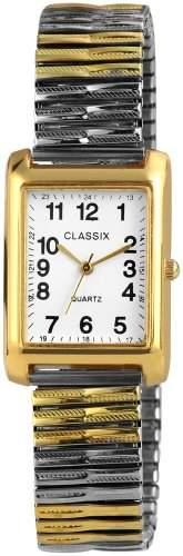 Classix Herren-Armbanduhr Analog Quarz Alloy RP7102200005