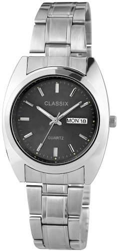 Classix Herren-Armbanduhr XL Analog Quarz Alloy RP7122300001