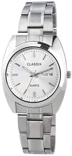 Classix Herren-Armbanduhr XL Analog Quarz Alloy RP7122500001