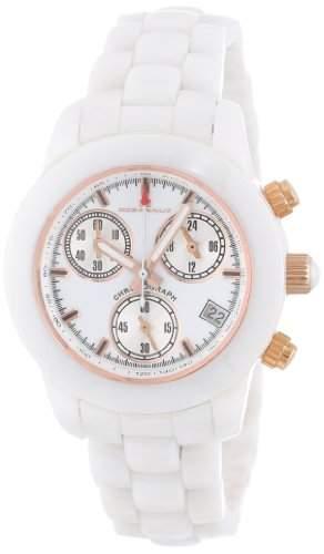 Oceanaut Damen CL1C2648 White Ceramic Armbanduhr