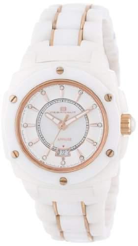 Oceanaut Damen CS1C2646 RoseWhite Ceramic Armbanduhr