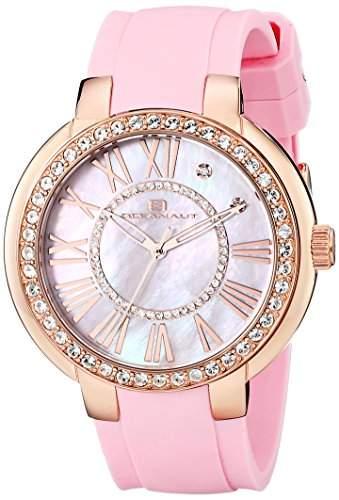 Oceanaut Damen OC6416 Allure Analog Display Quartz Pink Armbanduhr