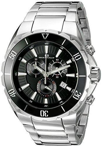 Oceanaut Armbanduhr Analog Schweizer Quarz Edelstahl OC5124