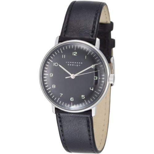 Junghans Herren-Armbanduhr max bill Handaufzug 027370200
