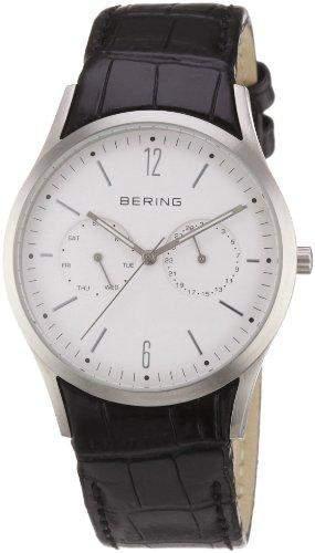 BERING Time Herren-Armbanduhr Slim Classic 11839-404