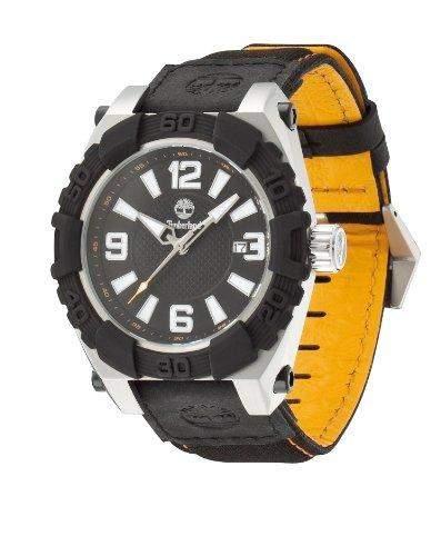 Timberland Herren-Armbanduhr XL HOOKSET Analog verschiedene Materialien TBL13321JSTB-02B