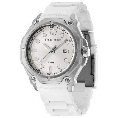 Police Herren-Armbanduhr Analog Quarz Plastik PL13939JS04