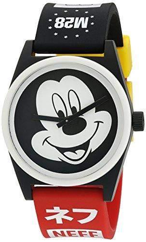NEFF Herren Uhr Daily Mickey bunt Einheitsgroesse
