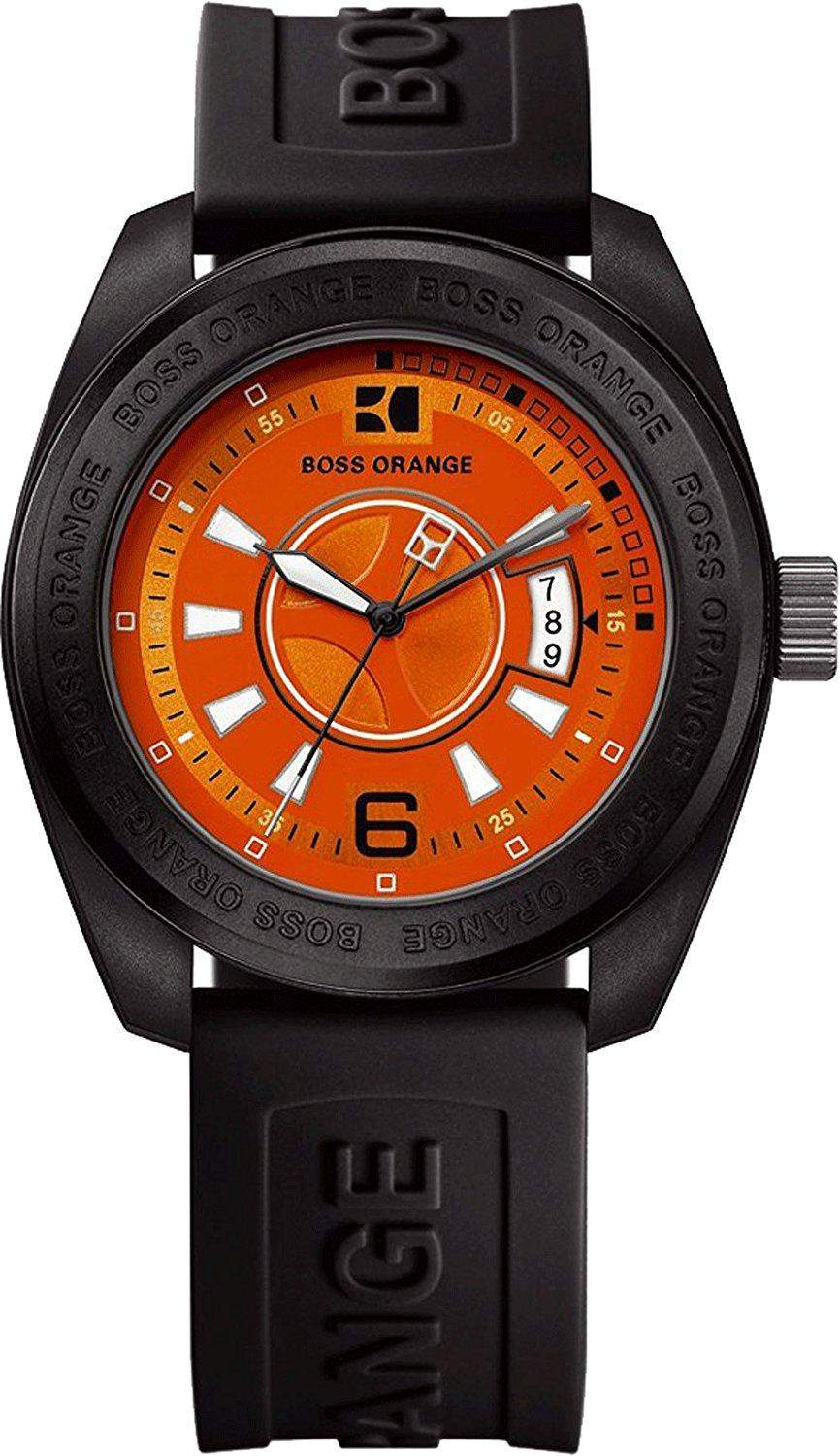 Hugo Boss Orange Herren-Armbanduhr 1512543