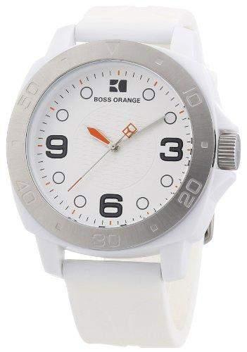Boss Orange Herren-Armbanduhr Analog Silikon 1512663