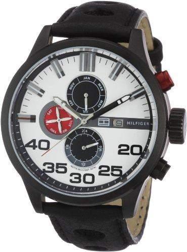 Tommy Hilfiger Watches Herren-Uhren Quarz Analog 1790787