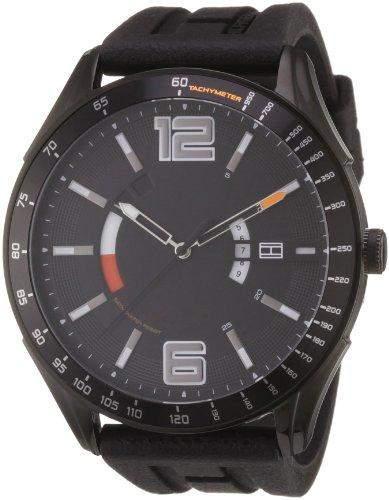 Tommy Hilfiger Watches Herren-Armbanduhr Analog Quarz 1790797