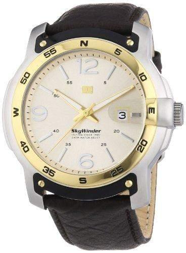 Tommy Hilfiger Watches Herren-Armbanduhr XL Analog Quarz Leder 1790898