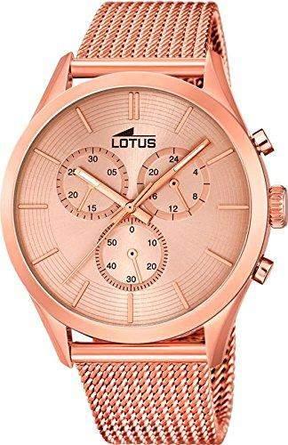 Lotus Chrono Classic 181181 Herrenchronograph Klassisch schlicht