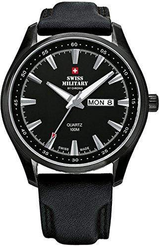 Swiss Military Herren-Armbanduhr 20092BPL-1L  SM3402707