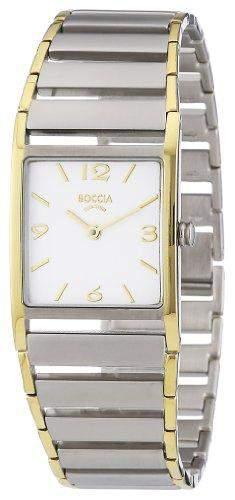 Boccia Damen-Armbanduhr Titan Style 3188-02