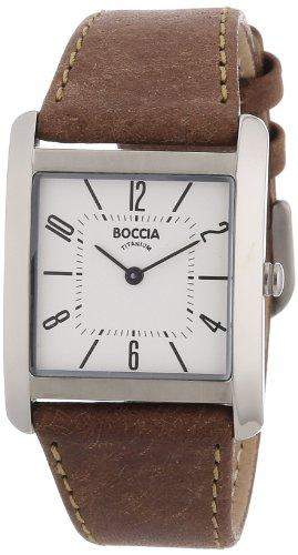 Boccia Damen-Armbanduhr Analog Titan 3192-01