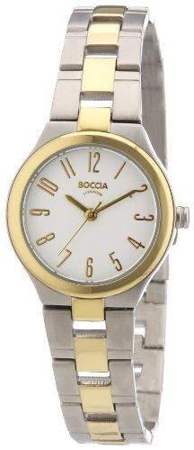 Boccia Damen-Armbanduhr XS Analog Titan 3205-02
