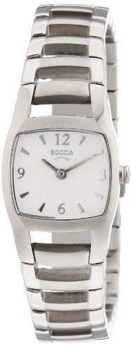 Boccia Damen-Armbanduhr XS Analog Titan 3208-01