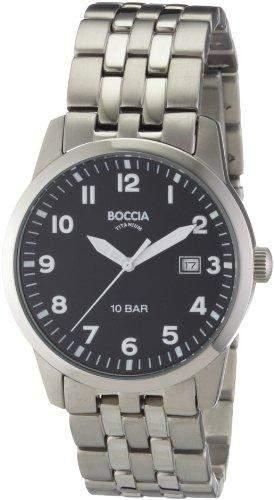Boccia Herren-Armbanduhr Titan 597-05