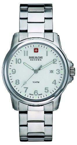 Swiss Military Herrenarmbanduhr 06-514104001