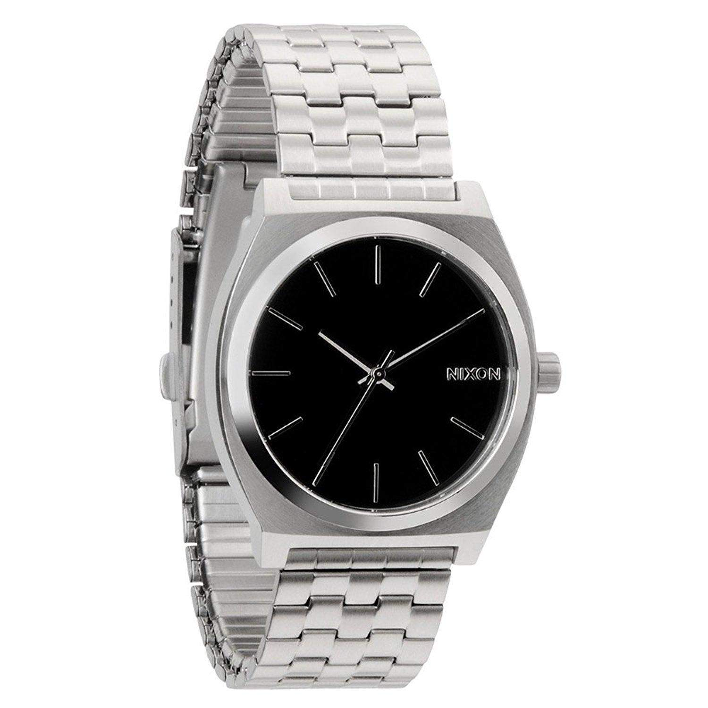 Nixon Herren-Armbanduhr Analog Edelstahl A045000-00