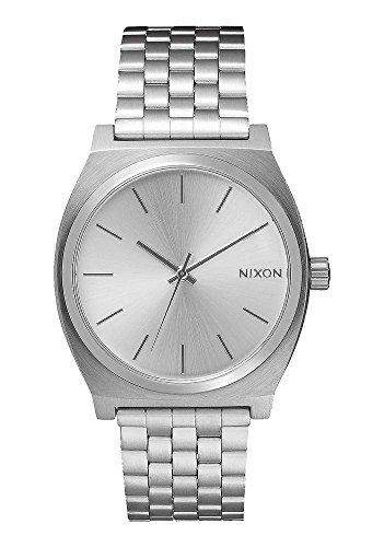Nixon Herren-Armbanduhr Time Teller Analog Quarz Edelstahl A0451920-00
