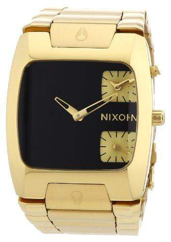Nixon Herren-Armbanduhr Analog Edelstahl A060510-00