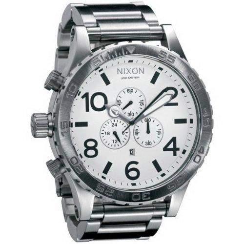 Nixon Herren-Armbanduhr Quarz Chronograph A083100-00