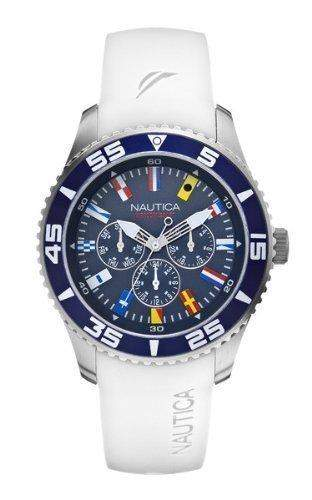 Nautica Flags Multifunktion Herrenuhr A12629G