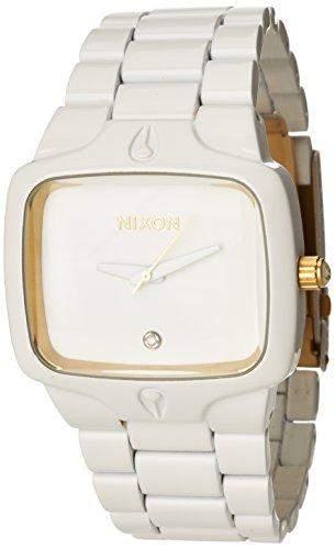 Nixon Herren-Armbanduhr Analog Edelstahl A1401035-00