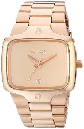 Nixon Player All Rose Gold A140-897 Watch