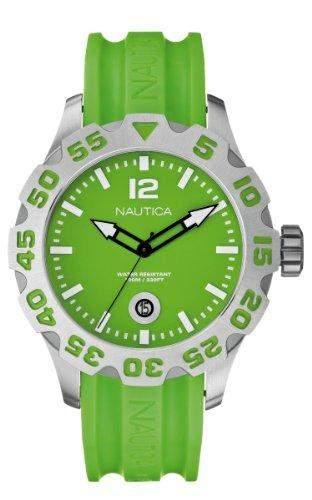 Nautica Herren-Armbanduhr Analog A14605G