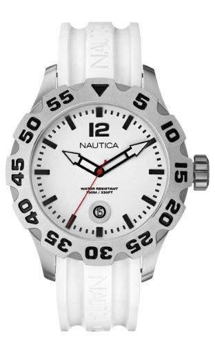 Nautica Herren-Armbanduhr Analog A14608G