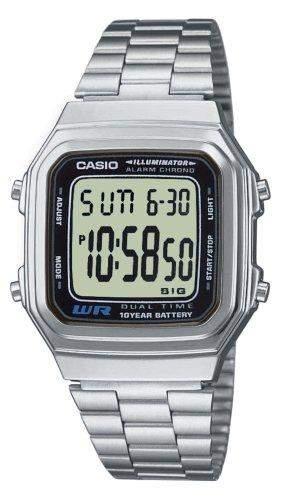 Casio Collection Herren-Armbanduhr Digital Quarz A178WEA-1AES