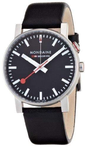 Mondaine A4683035214SBB Armbanduhr - A4683035214SBB