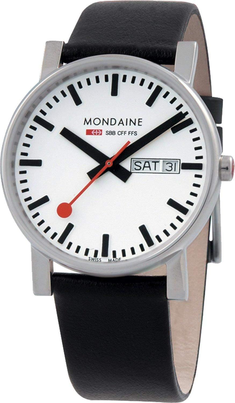 Mondaine A6673034411SBB Armbanduhr - A6673034411SBB