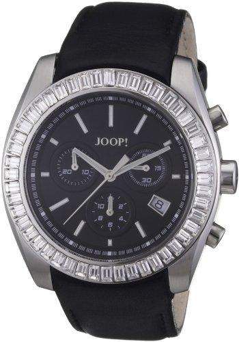Joop! Damen-Armbanduhr Analog Quarz Leder JP100482002U