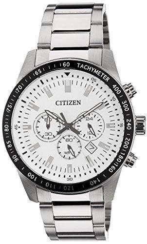 Citizen Analog White Dial Mens Watch - AN8070-53A