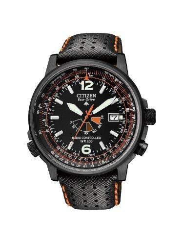 Citizen Herren-Armbanduhr Promaster Sky Chronograph Quarz AS2025-09E