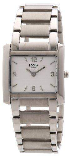 Boccia Damen-Armbanduhr Trend 3155-03